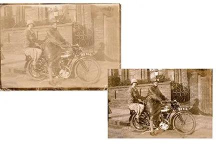 photo restoration liverpool